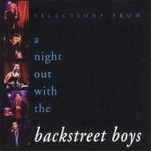 A Night Out With The Backstreet Boys Album