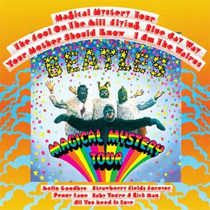 Magical Mystery Tour Album