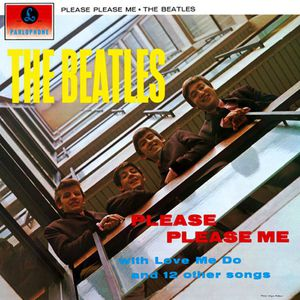 Please Please Me Album
