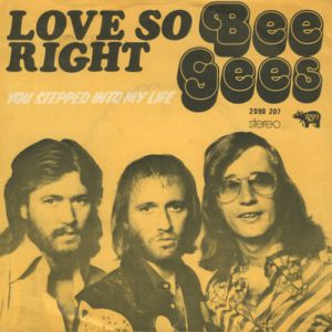 Love So Right Album