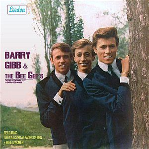 The Bee Gees Sing and Play 14 Barry Gibb Songs Album