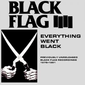 Everything Went Black Album