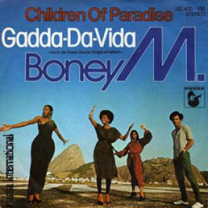 Children of Paradise /Gadda-Da-Vida Album
