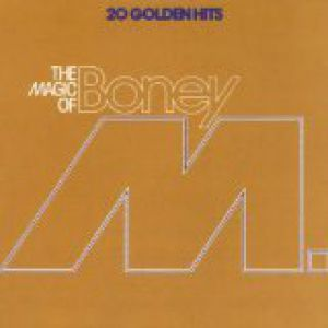 The Magic of Boney M. - 20 Golden Hits Album