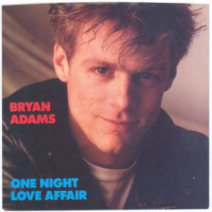 One Night Love Affair Album