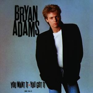 You Want It You Got It Album