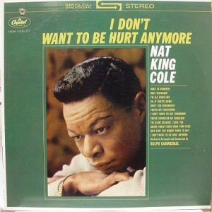 I Don't Want to Be Hurt Anymore Album
