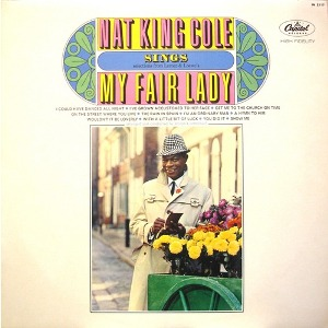 Nat King Cole Sings My Fair Lady Album