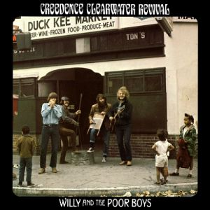 Willy and the Poor Boys Album
