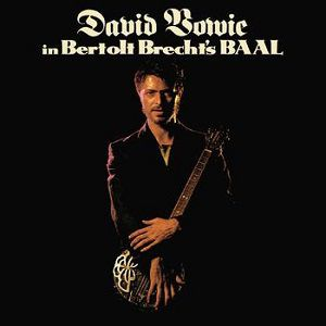 David Bowie in Bertolt Brecht's Baal Album