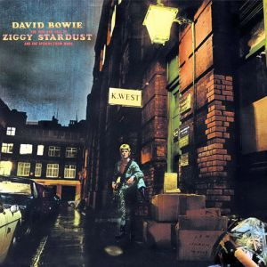 The Rise and Fall of Ziggy Stardust and the Spiders from Mars Album