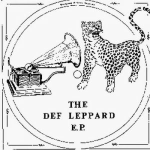 The Def Leppard E.P. Album
