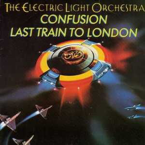 Last Train to London Album