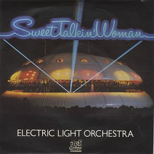 Sweet Talkin' Woman Album