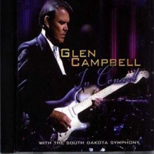 Glen Campbell in Concertwith the South Dakota Symphony Album