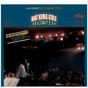 Nat King Cole At The Sands Album