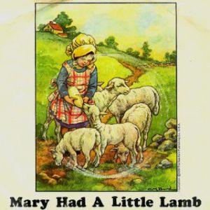 Mary Had a Little Lamb Album
