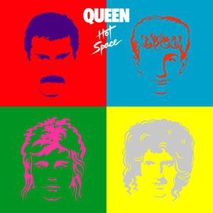 Hot Space Album