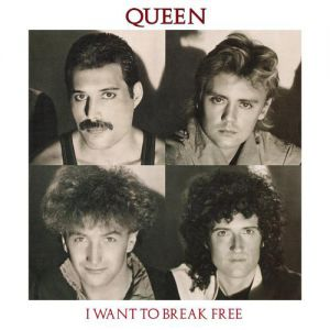 I Want to Break Free Album