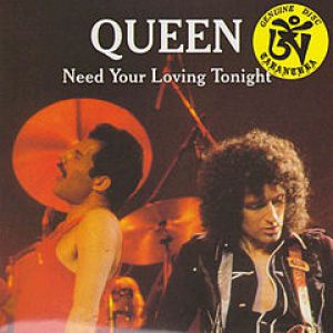 Need Your Loving Tonight Album