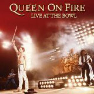 Queen On Fire - Live At The Bowl Album