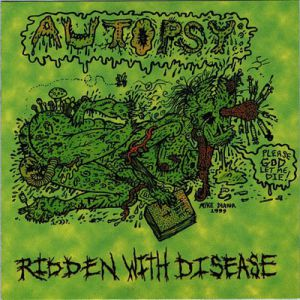 Ridden with Disease Album