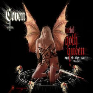 Metal Goth Queen-Out of the Vault Album