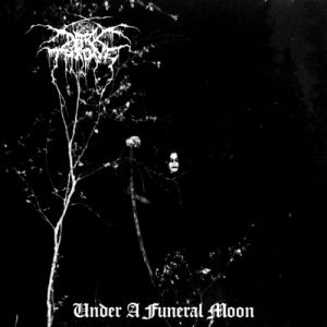 Under a Funeral Moon Album