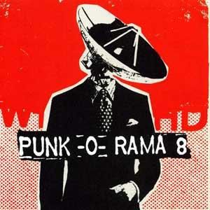 Punk-O-Rama 8 Album