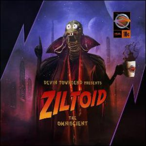 Ziltoid the Omniscient Album