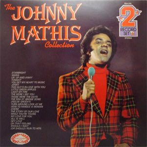 The Johnny Mathis Collection Album