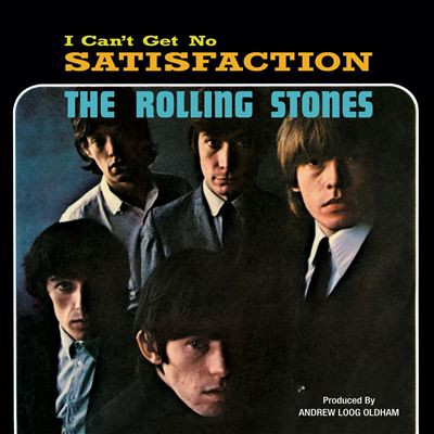 (I Can't Get No) Satisfaction 50th Anniversary Edition Album