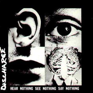 Hear Nothing See Nothing Say Nothing Album