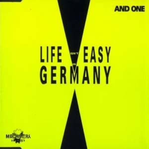 Life Isn't Easy In Germany Album