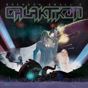 Brendon Small's Galaktikon Album