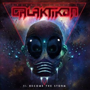 Galaktikon II: Become the Storm Album