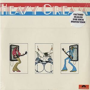 Heavy Cream Album