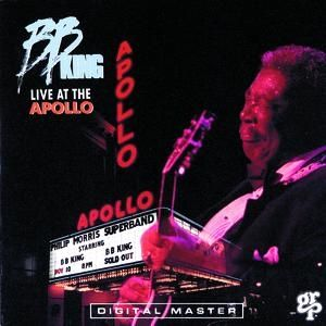 Live at the Apollo Album