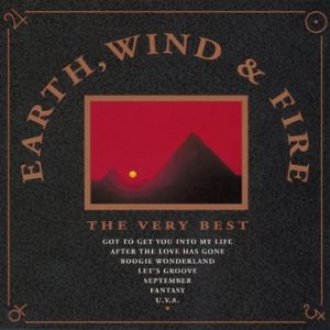 The Very Best of Earth, Wind & Fire Album
