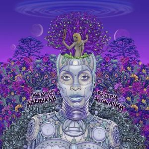 New Amerykah Part Two (Return of the Ankh) Album