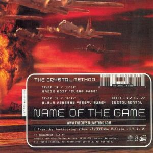 Name of the Game Album