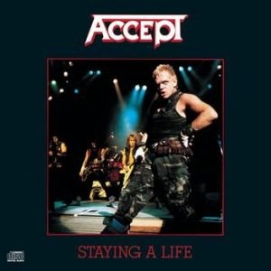 Staying a Life Album