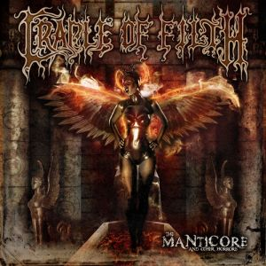 The Manticore and Other Horrors Album