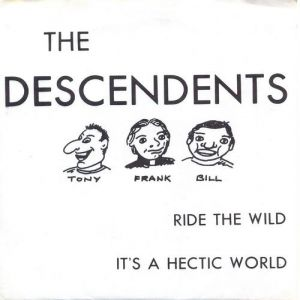 """Ride the Wild"" / ""It's a Hectic World"" Album"