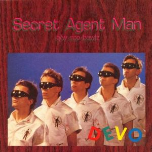Secret Agent Man Album