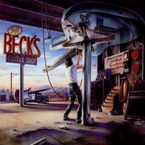 Jeff Beck's Guitar Shop Album