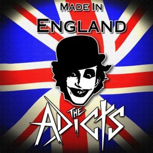Made in England Album