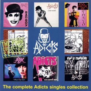 The Complete Adicts Singles Collection Album