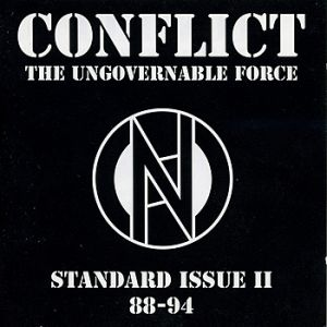 Standard Issue II 88–94 Album