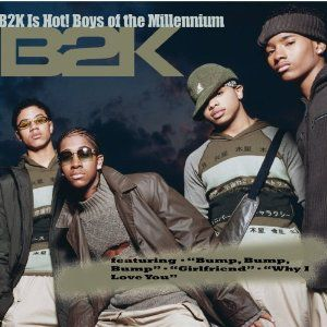 B2K Is Hot! Boys of the Millennium Album